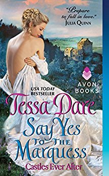 Book Review: Say Yes to the Marquess by Tessa Dare