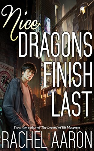 Book Review: Nice Dragons Finish Last by Rachel Aaron